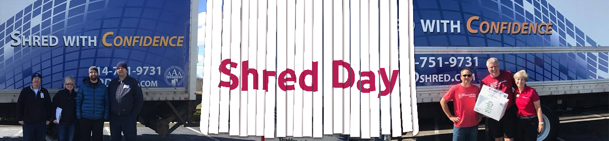 Shred Day Montage Banner